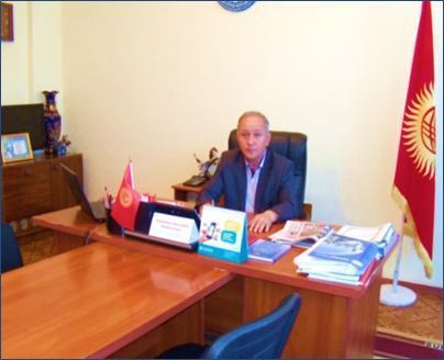 Кочкор-Атинский колледж Жалал-Абадского государственного университета