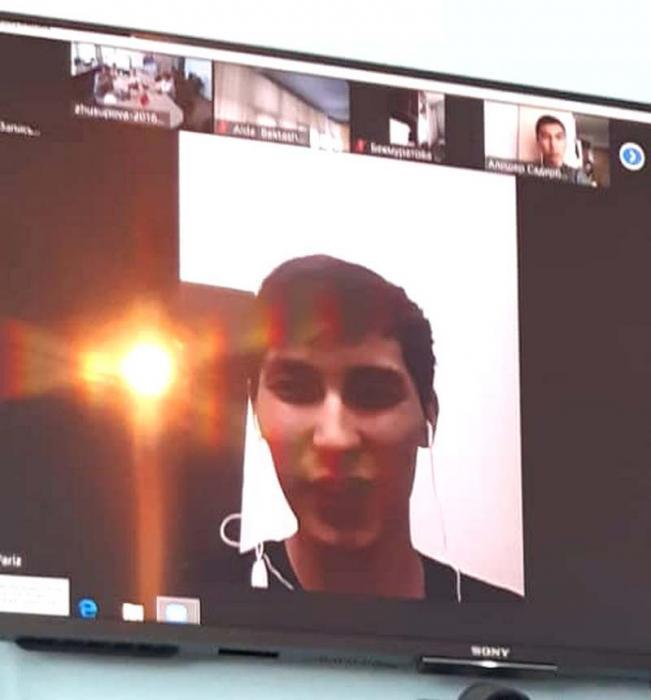Международная студенческая онлайн научно- практическая конференция