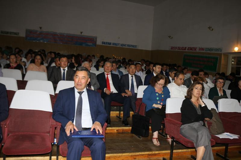 Инновации в обучении государственных служащих для регионального устойчивого развития